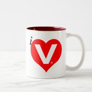 Heart i<3V Mug