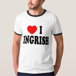 Heart I Engrish T-Shirt