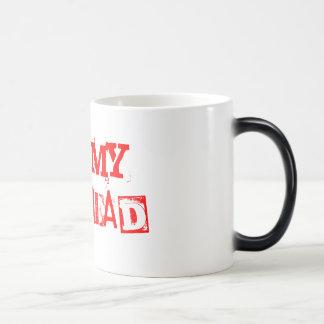 heart, I     My Redhead Magic Mug