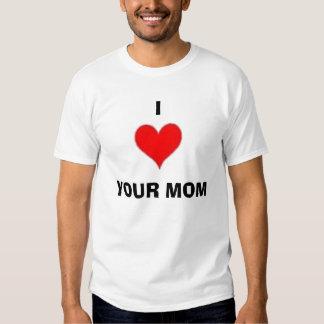 heart, I, YOUR MOM T Shirt
