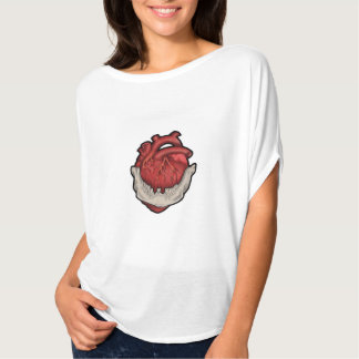 Heart in mouth T-Shirt