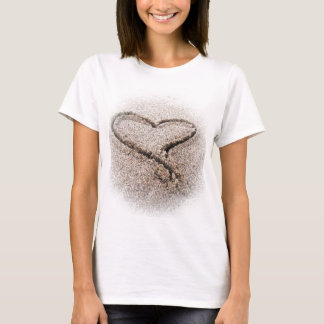 heart in the sand T-Shirt