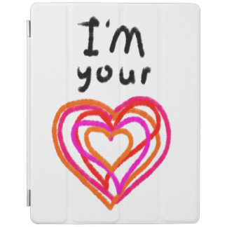 Heart iPad Cover