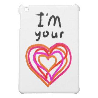 Heart iPad Mini Covers