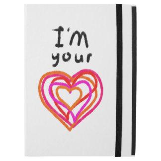 "Heart iPad Pro 12.9"" Case"
