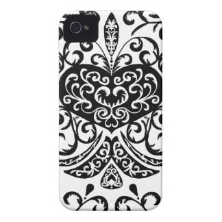 heart iPhone 4 Case-Mate case