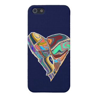 heart  iPhone 5/5S cover