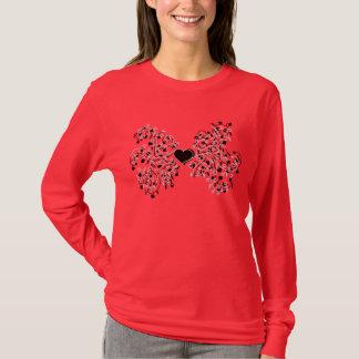 Heart Ivy T-Shirt