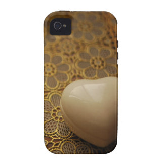 Heart Jewel Box iPhone 4 Covers