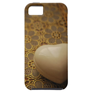 Heart Jewel Box Tough iPhone 5 Case