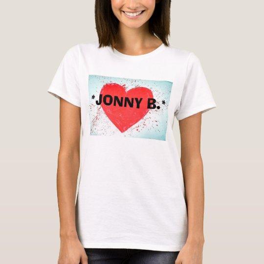 Heart, *JONNY B.* T-Shirt