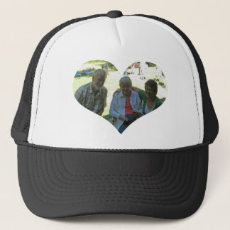 Heart Kenny Edna May and Lynn Trucker Hat