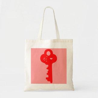 Heart Key Bag