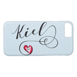 Heart Kiel Mobile Phone Case, Germany iPhone 8/7 Case