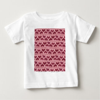heart knitwear baby T-Shirt