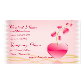 Heart Life Business Card