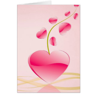 Heart Life Greeting Card
