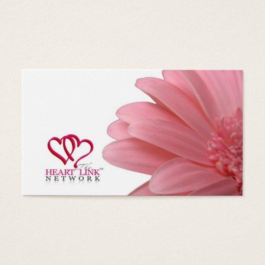 Heart Link AC Business Card