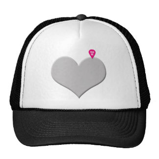Heart Love and Valentine's day Hat
