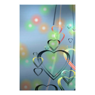 Heart Love Flyer