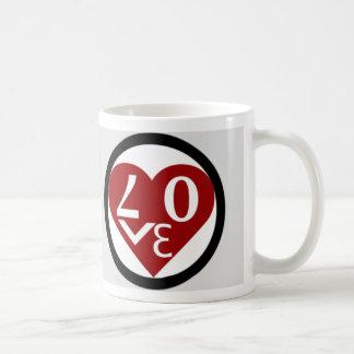 Heart Love Mug