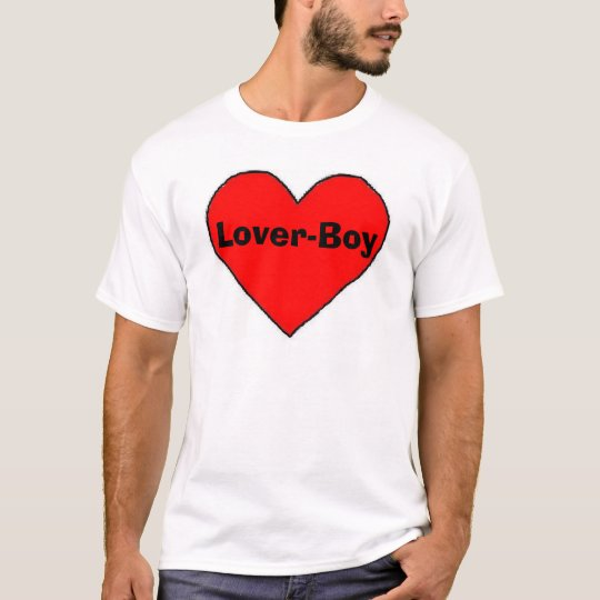 Heart, Lover-Boy T-Shirt