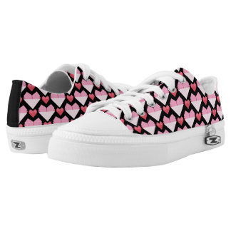 Heart Low Tops