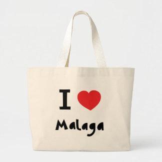 Heart Malaga Bag