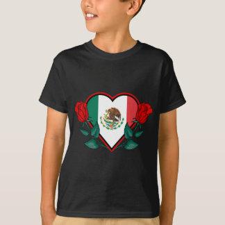 Heart Mexico T-Shirt