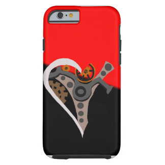 Heart Mistake Tough iPhone 6 Case