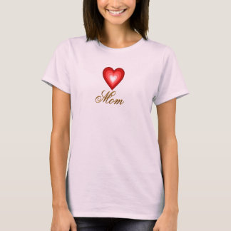 Heart Mom T-Shirt