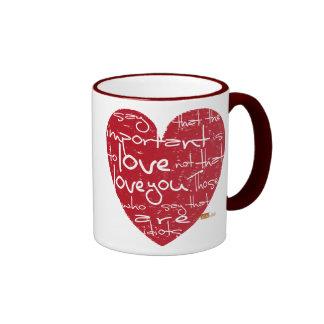 Heart. Mugs