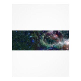 Heart Nebula IC 1805 21.5 Cm X 28 Cm Flyer
