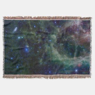Heart Nebula IC 1805 Throw Blanket