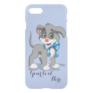 Heart Nose Puppy Cartoon iPhone 7 Case