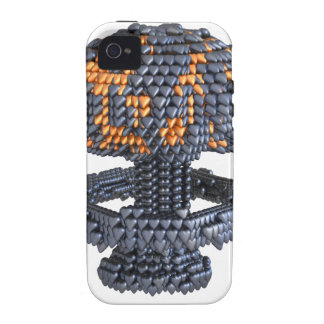 Heart Nuke Vibe iPhone 4 Covers