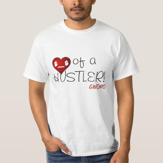Heart of a Hustler Tee