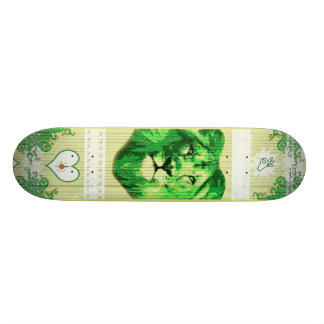 Heart Of A Lion Skate Boards