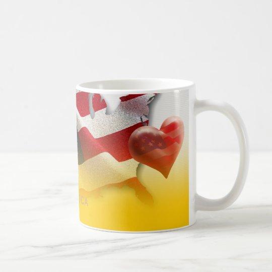Heart of America - Mug