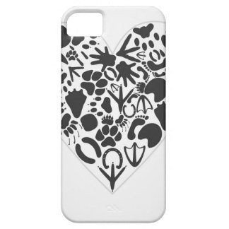 Heart of an animal iPhone 5 cover