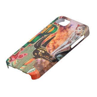 Heart of Anubis iPhone 5 Cover