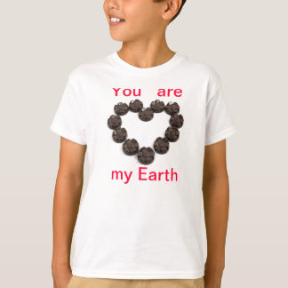 heart of chocolates T-Shirt