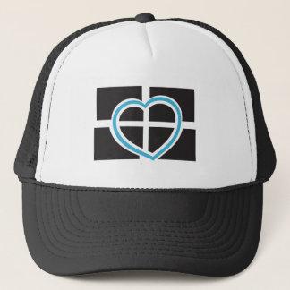 Heart of Cornwall Trucker Hat