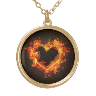 """""""Heart of Darkness"""" Necklace"""