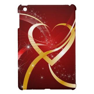 Heart Of Gold iPad Mini Covers