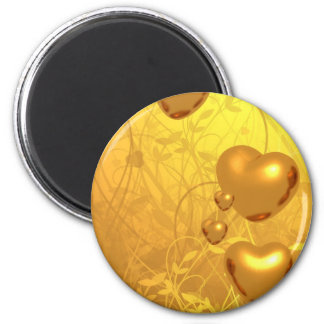Heart of Gold Magnet