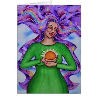 Heart of Healing #2 by Rita Loyd Card