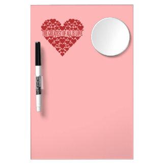 Heart of Hearts custom message board