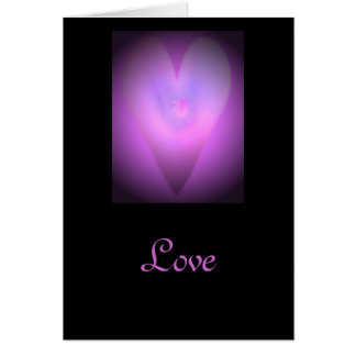 Heart of Hearts, Love Greeting Card