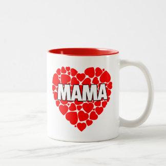 Heart of Hearts - Mama Mug